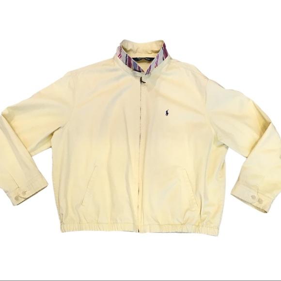 Polo Ralph Lauren | Men's Vintage 80's Harrington Jacket